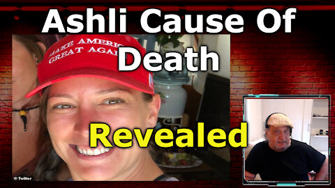 What Was In Ashli Babbitt's Backpack When She Was Shot Will Shock You