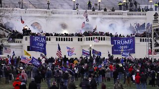 New Video Shows Rioters Beating Capitol Police At Insurrection