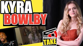 Interview with College Conservative Political Activist, Kyra Bowlby