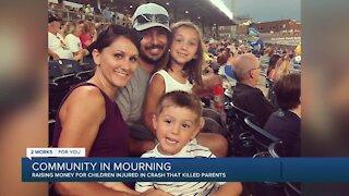 Parents killed in Seminole County crash, community rallying around children