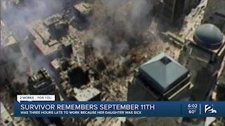 Survivor Remembers September 11th