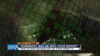 How hackers get into your smart TV