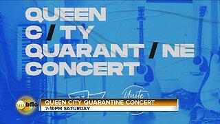 Queen City Quarantine concert