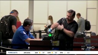 12 TSA employees at RSW have now tested positive for COVID-19