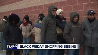 Metro Detroiters kick off holiday shopping with 'Black Friday Eve'