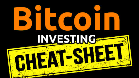 🔵 This One Trick is Like Having an Investing CHEAT SHEET for Bitcoin