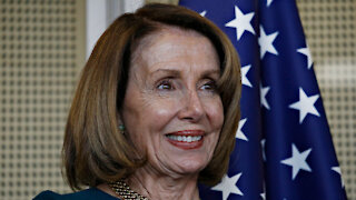 """Nancy Pelosi Back as Speaker and 117th Congress Closes Prayer with """"Amen"""" and...""""Awoman""""?"""