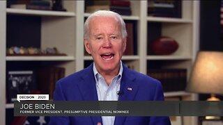 Charles Benson interviews Joe Biden about the DNC, coronavirus in Milwaukee, and more