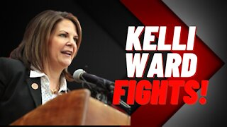 KELLI WARD FIGHTS THE FIGHT!! Arizona GOP Chair Speaks on Future Plans