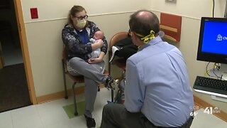 Doctors urge parents to not skip children's checkups during pandemic