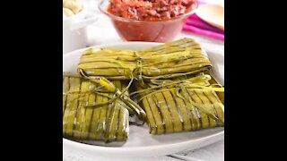 Oaxacan tamales