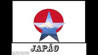Bandeiras e fotos dos países do mundo: Japão [Frases e Poemas]