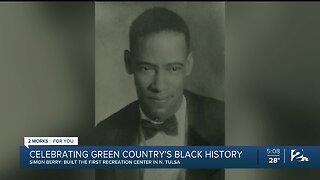 Black History Month: Honoring Simon Berry