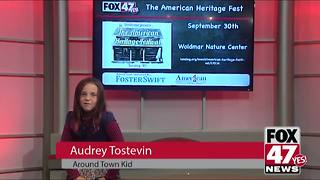 Around Town Kids - The American Heritage Festival