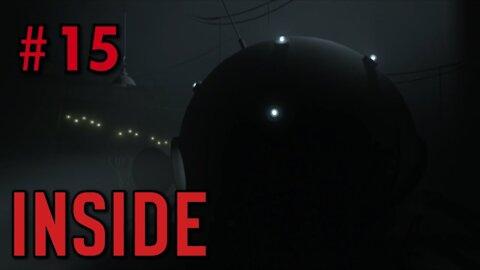 Playdead's INSIDE Alternate Ending (All Secret Locations) Let's Play! #15