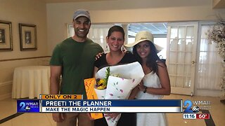 Preeti the Planner: Making the magic happen
