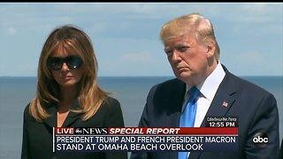 ABC News Special Report: Trump honors D-Day veterans