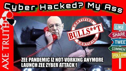 Facebook , IG, Whatsapp Cyber Hacked ? ... my ass