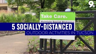 5 socially-distanced outdoor activities in Tucson