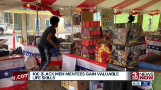100 Men Strong mentees gain valuable life skills
