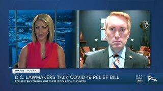 D.C. lawmakers talk COVID-19 relief bill