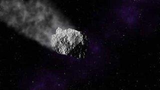 Meteoritt spottet i nærheten av Leeds i England