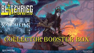 Magic Kaldheim Collector Booster Box Opening by BH KHM