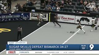 New QB Murphy lifts Sugar Skulls over Bismarck