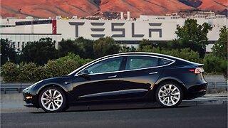 Tesla deliveries set record