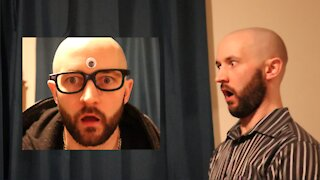 When you ''Accidentally'' Open Your Friends Third Eye