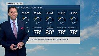 First Alert Weather: April 6, 2020 Morning Forecast