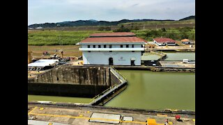 Panama Canal, February 2017