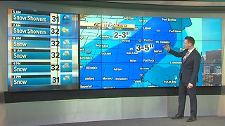 Hundreds of schools closed in metro Detroit