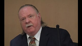 Retired PBSO deputy takes the stand in murder trial
