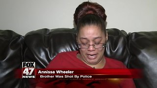 """Sister of man shot by police speaks out: """"he just needed help"""""""