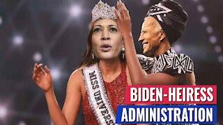 "Don Jr: ""It's no longer the Biden-Harris Administration— it's the Biden-Heiress Administration"""