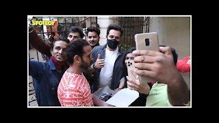 Emraan Hashmi celebrates his birthday his Fans | SpotboyE
