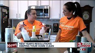 Courtney's Corner: Keeping your home clean