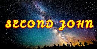 Word of God – Second John – Book 63 – NIV