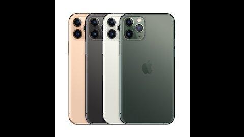 Iphone 12 pro max video