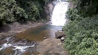 Traval Water Fall Feeling
