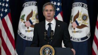 Blinken: U.S. Ready To Rejoin Iran Nuclear Deal