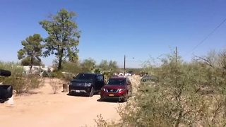 Deputies investigate ATF-involved shooting north of town