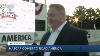 NASCAR comes to Road America