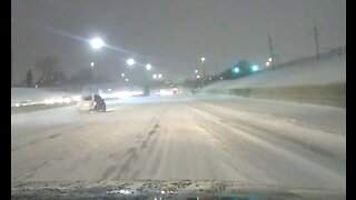 Oakland County crews work to plow roads