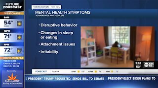Doctors concerned as mental health issues with kids increase