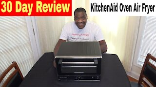 KitchenAid Digital Countertop Oven with Air Fry 30 Day Review