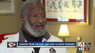 Former Chiefs players offer lessons on how to move forward