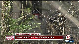 Shots fired at Lawrence police officer after traffic stop