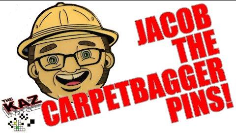 Jacob The Carpetbagger Pins